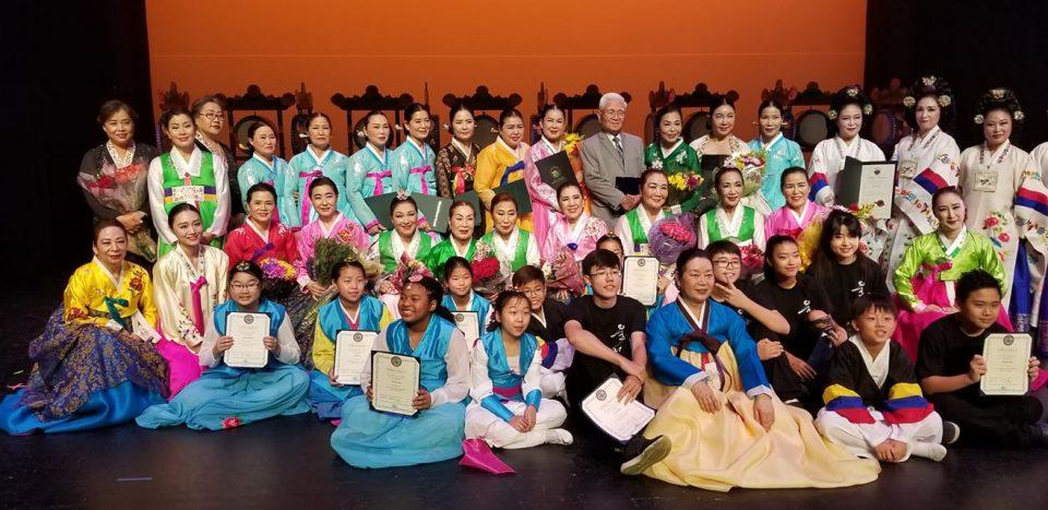 2018 '울림' 참가자 기념사진