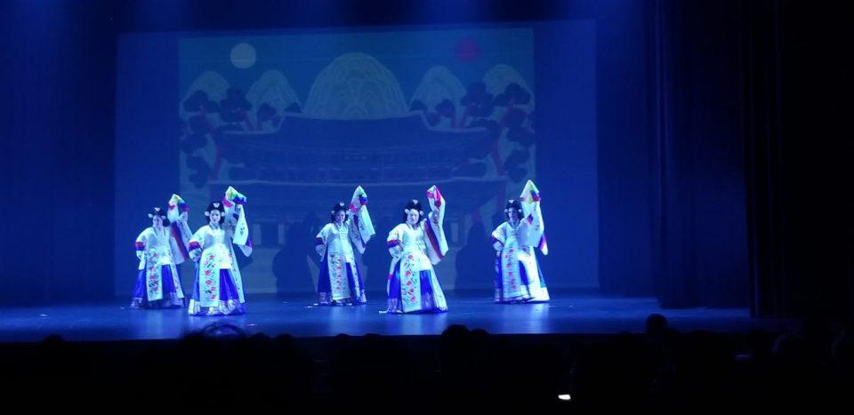 태평무: 임나리, 이상숙,박영숙, 윤정선, 이주연