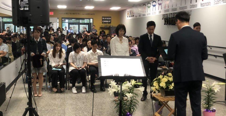 선한 열매 교회 설립기념 감사예배가 김성목  목사의 인도로 진행됐다.