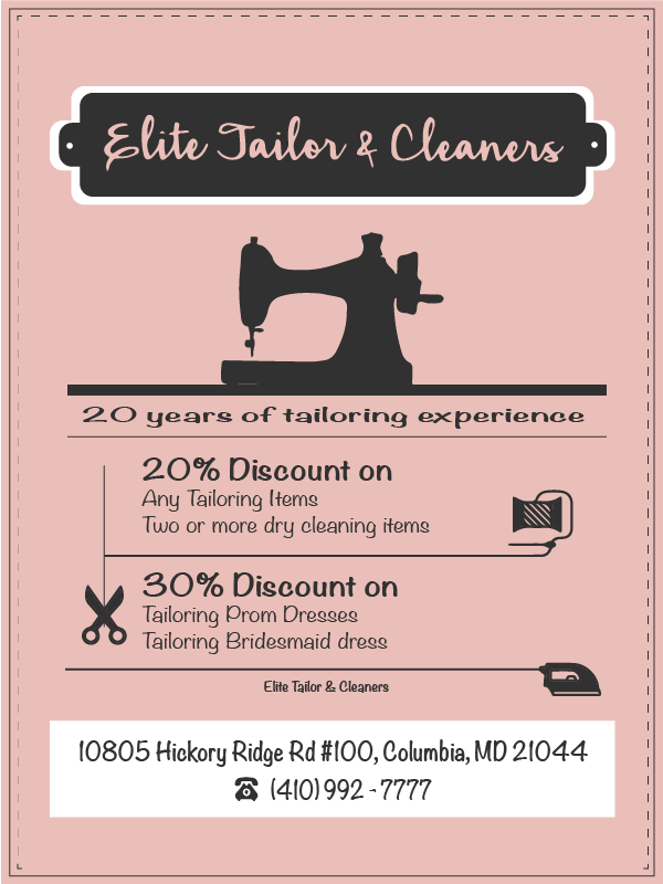 Elite Tailor & Cleaners