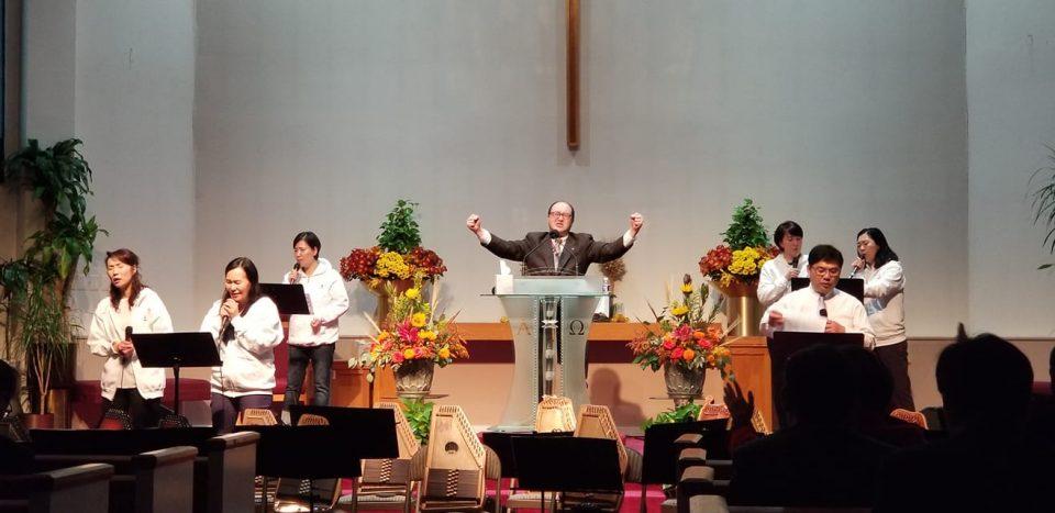 가정회복과 다음세대를 위한 기도-이정범 목사