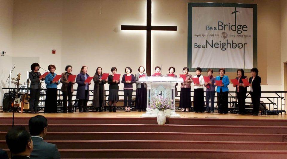 헌금특별찬양-MD사모합창단